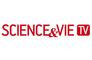 Logo Science & Vie TV